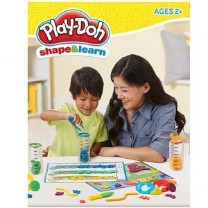 Save 50% on the Play-Doh Shape and Learn Make and Measure, Free Shipping Eligible!