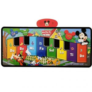 Save 56% on the Disney Junior Mickey Mouse Music Mat, Free Shipping Eligible!