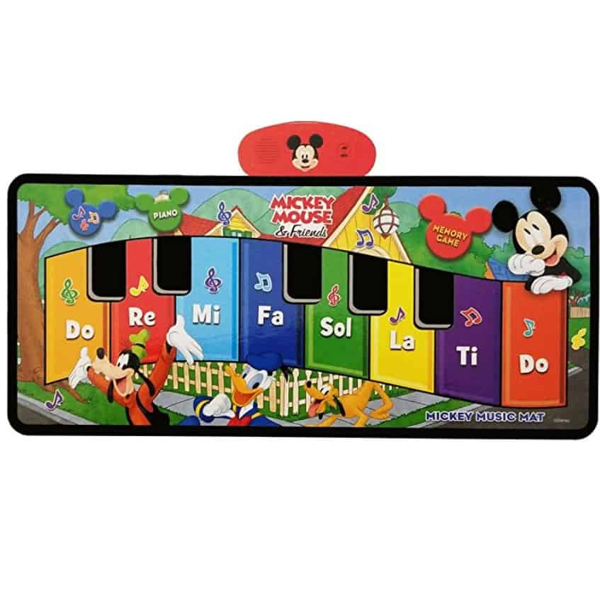 Save 56 On The Disney Junior Mickey Mouse Music Mat Free