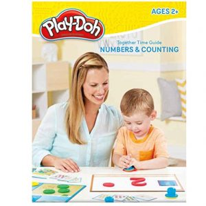 Save 55% on the Play-Doh Shape and Learn Numbers and Counting, Free Shipping Eligible!
