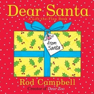 Save 63% on the Dear Santa Board Book, Free Shipping Eligible!