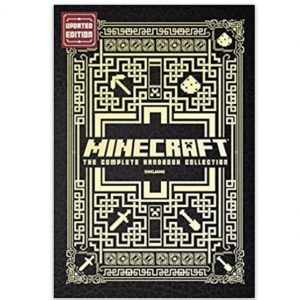 Save 73% on the Minecraft: The Complete Handbook Collection, Free Shipping Eligible!