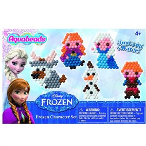 Save 76% on the AquaBeads Disney Frozen Character Playset, Free Shipping Eligible!