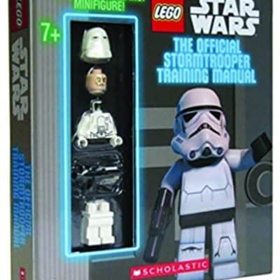 Save 58% on the The Official Stormtrooper Training Manual (LEGO Star Wars), Free Shipping Eligible!
