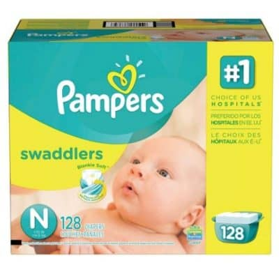 Target Baby Care Deal: Spend $100 on Select Baby Items (Diapers, Wipes, Formula, and more!) and Get Free $25 Gift Card!