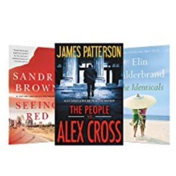Save up to 80% on New York Times Bestsellers Today Only!