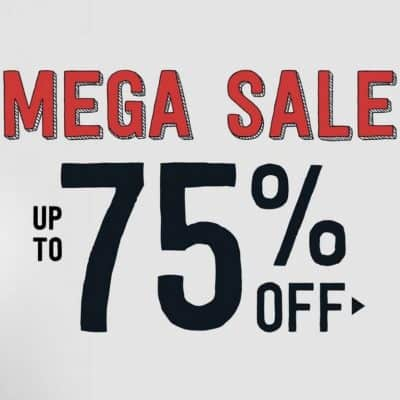 Crazy8 Mega Sale: Up to 75% off {Items Starting Under $2}, Free Shipping Eligible!