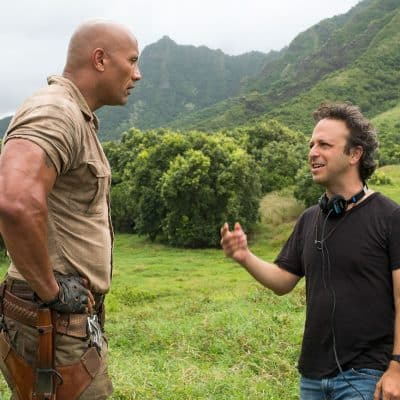 Interviewing Jake Kasdan and Matt Tolmach of JUMANJI: WELCOME TO THE JUNGLE