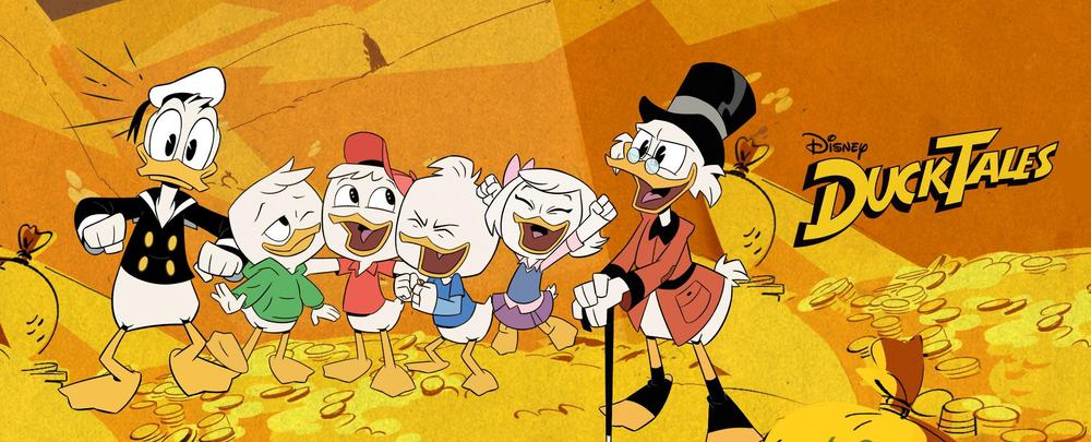 Ducktales coloring pages activity sheets