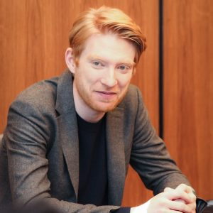 General Hux in Star Wars: The Last Jedi – An Exclusive Interview with Domhnall Gleeson #TheLastJediEvent #Disneypartner