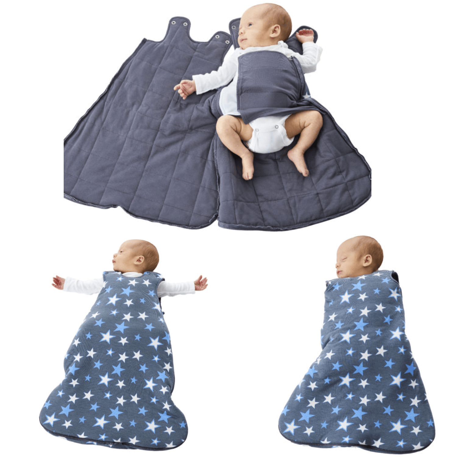 Gunnapod swaddle sack review