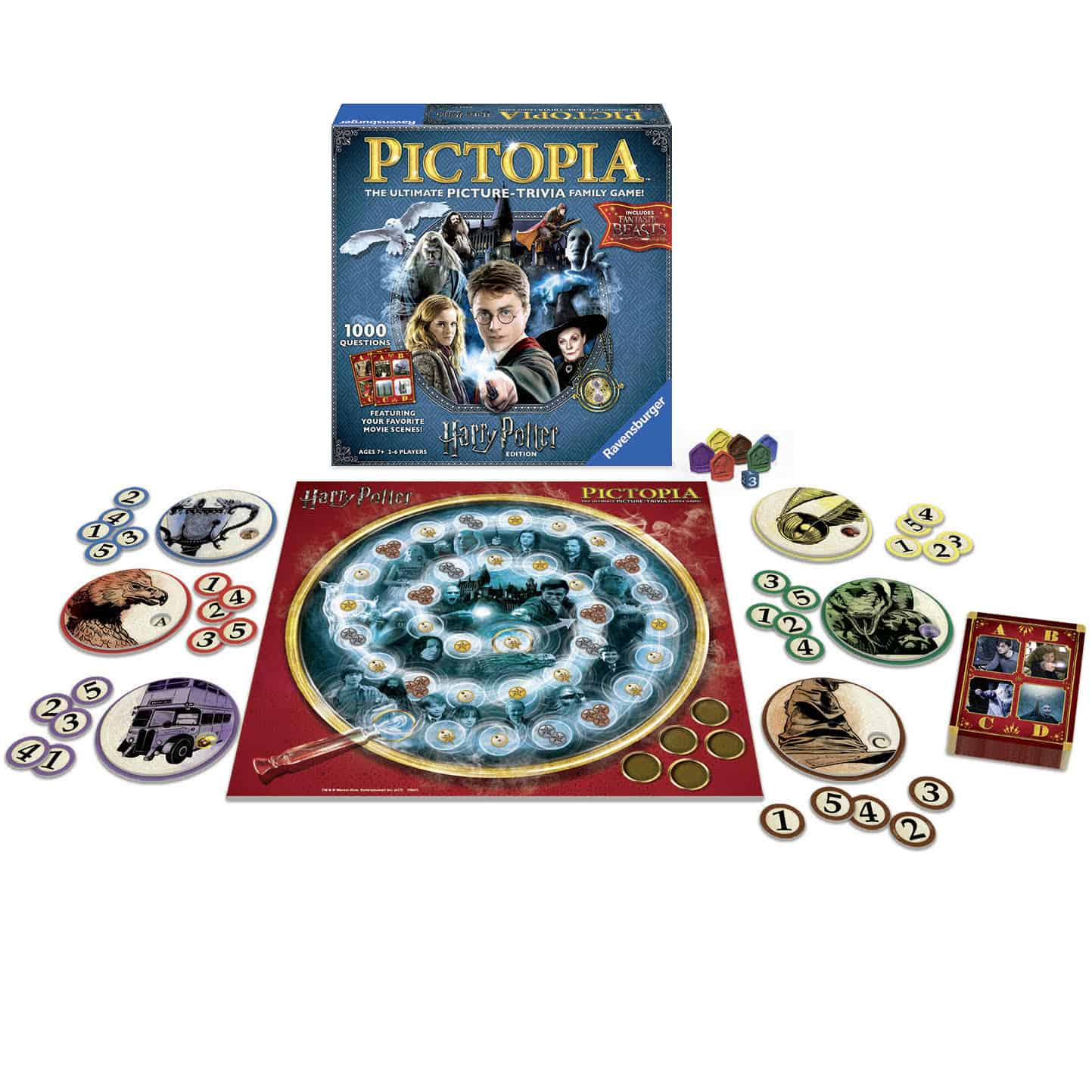 Harry potter pictopia review