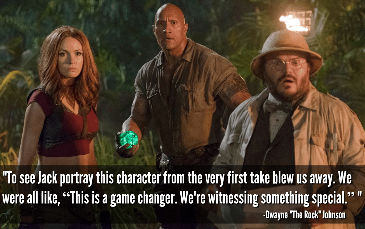 Parents Review Jumanji: Welcome to the Jungle
