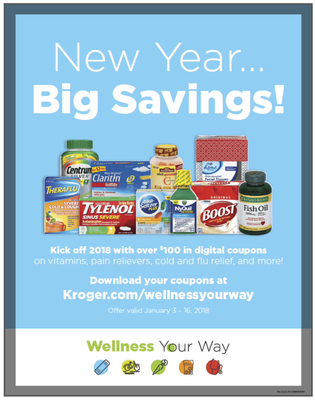 Kroger wellness your way