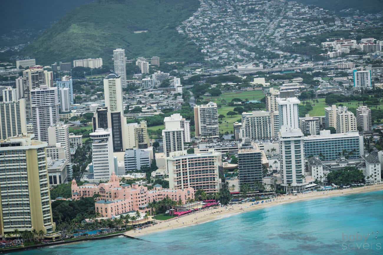 Oahu Helicopter Tour