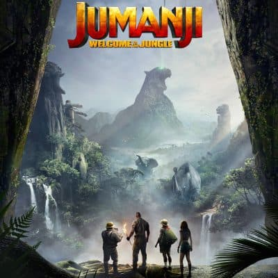 A Parent's Review of JUMANJI: Welcome to the Jungle