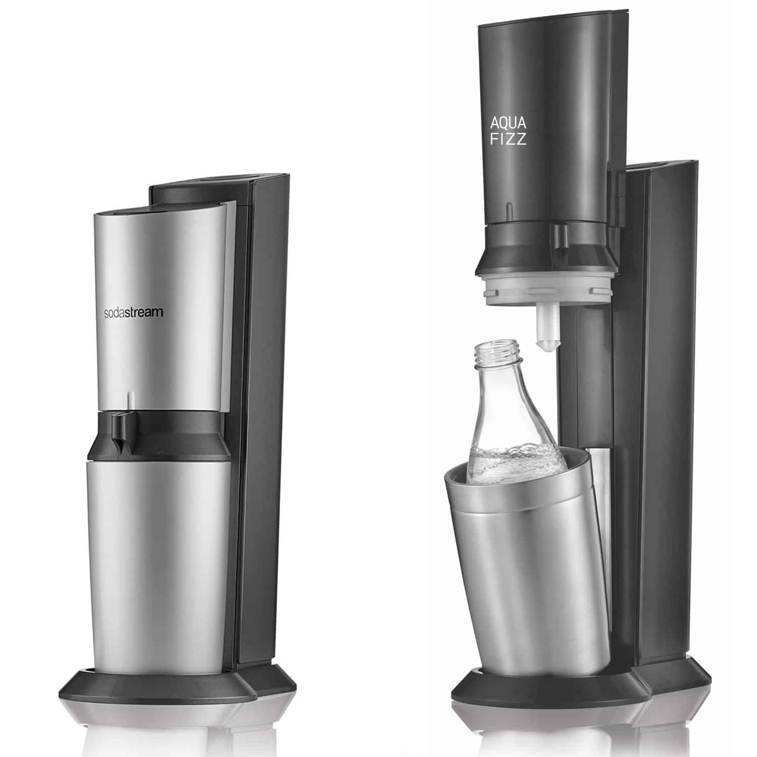 sodastream aqua fizz review