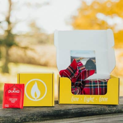 Vellabox Curated Candle Subscription Box