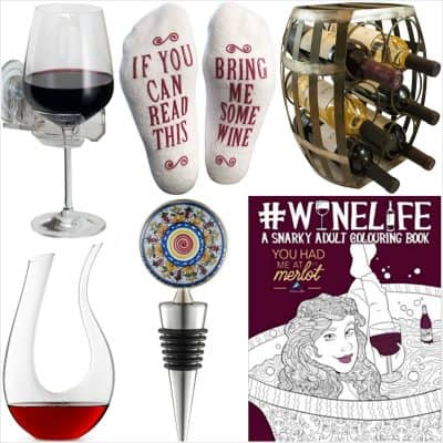 Wine Gifts – Beyond Gift Baskets: Creative Gifts For Wine Lovers