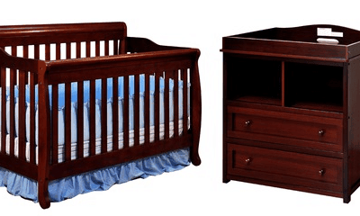 afg international athena amy crib and changing table