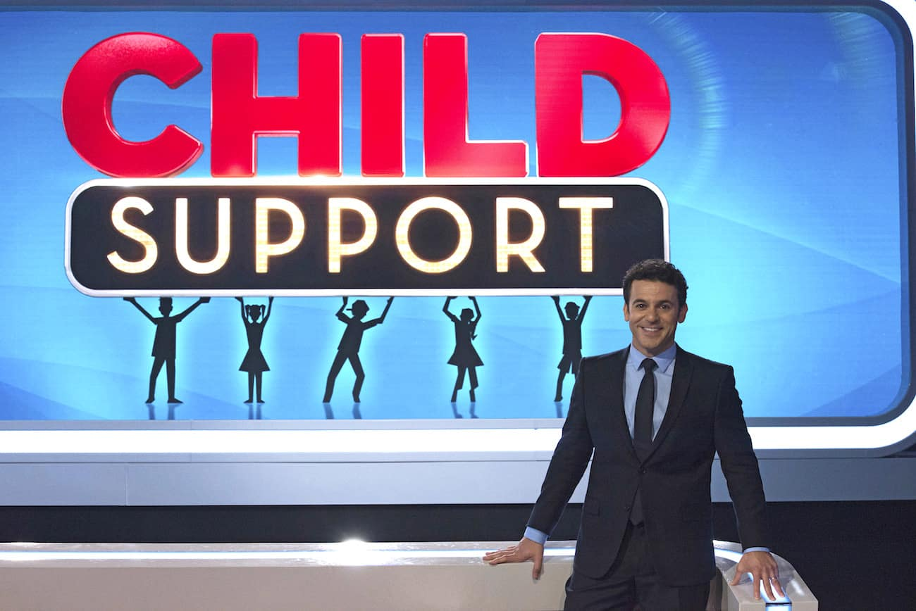 Fred Savage Child Support