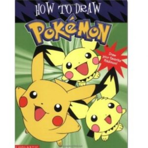 Save 51% on How to Draw Pokemon {Only $2.94}, Free Shipping Eligible! (Great Activity for Spring Break!)