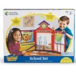 Save 53% on the Learning Resources Pretend & Play School Set, Free Shipping Eligible!