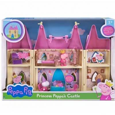 Save 51% on the Peppa Pig Princess Castle Playset, Free Shipping Eligible!