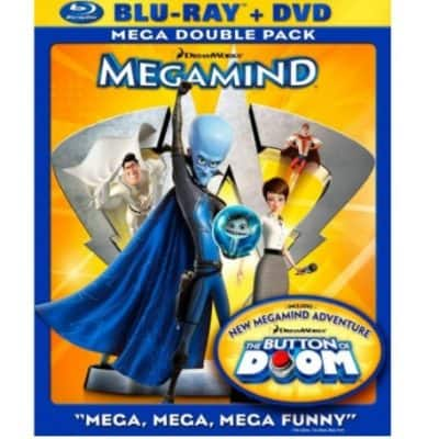 Megamind only $4.99, Free Shipping Eligible!