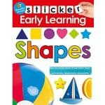 Save Up to 39% on the Sticker Early Learning Books, Free Shipping Eligible!