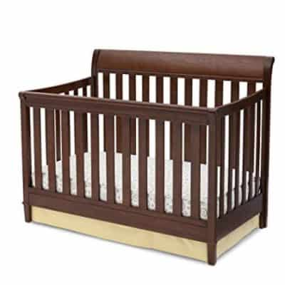 Save 25% on the Delta Children Haven 4-in-1 Convertible Crib, Free Shipping Eligible!