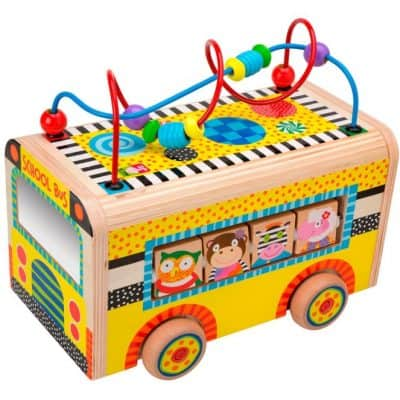 Save 47% on the ALEX Jr. Rolling Busy Bus, Free Shipping Eligible!