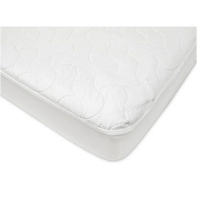Save 51% on the American Baby Company Waterproof Fitted Crib and Toddler Protective Mattress Pad Cover, Free Shipping Eligible!