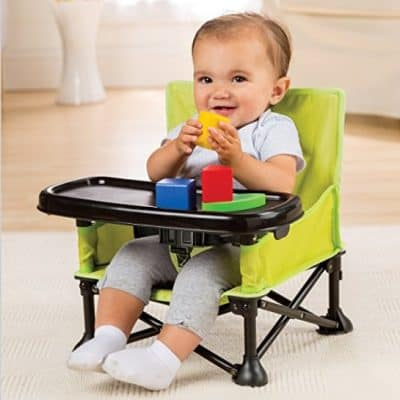 Save 34% on the Summer Infant Pop and Sit Portable Booster, Free Shipping Eligible!