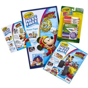 Save 65% on the Crayola Color Wonder Mess Free Coloring, Mickey Mouse Gift, Free Shipping Eligible!