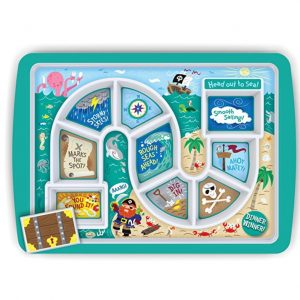 Save Up to 42% on the Fred DINNER WINNER Kids' Dinner Tray, Free Shipping Eligible!