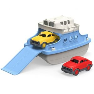 Save 55% on the Green Toys Ferry Boat with Mini Cars Bathtub Toy, Free Shipping Eligible!