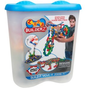 Save 48% on the ZOOB BuilderZ 250 Piece Kit, Free Shipping Eligible!