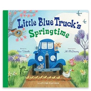 Save 30% on the Little Blue Truck's Springtime Board Book {Newest Little Blue Truck Book!}, Free Shipping Eligible!
