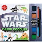 Save 21% on the Klutz Star Wars Thumb Doodles Book Kit, Free Shipping Eligible! {So Cute!}