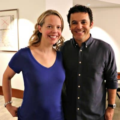 Fred Savage on ABC TV's Child Support #ChildSupportABC #ABCTVEvent