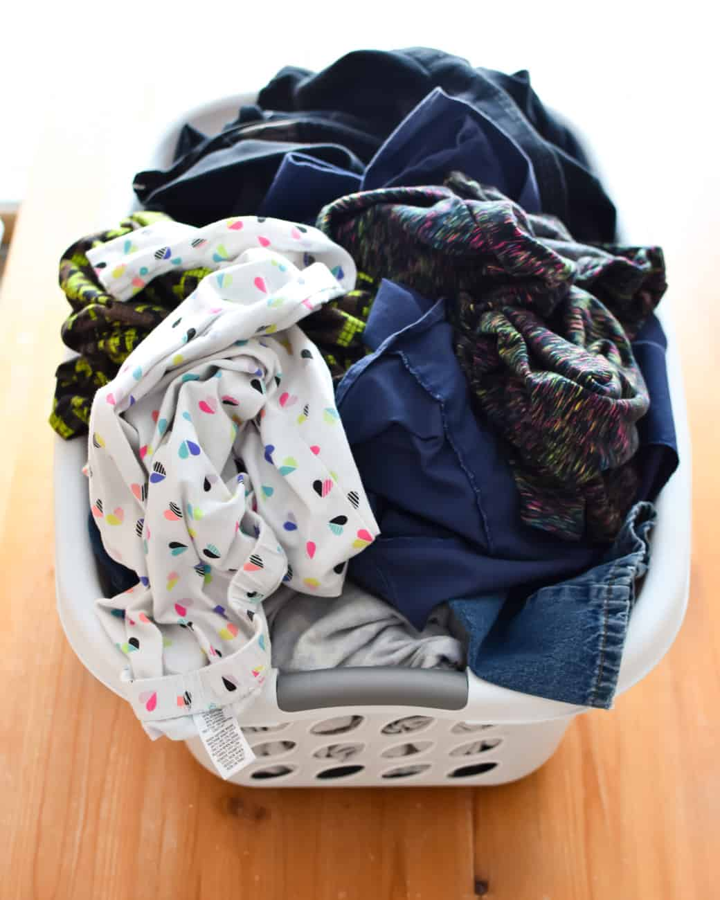 how to have kids help with laundry