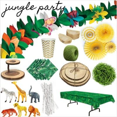 jungle parties