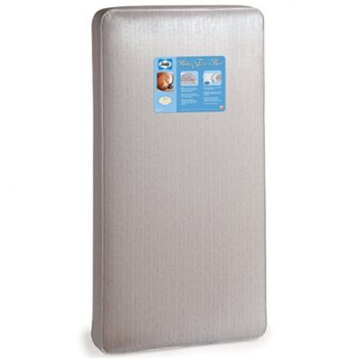 Save 40% on the Sealy Baby Firm Rest Infant/Toddler Crib Mattress, Free Shipping Eligible!