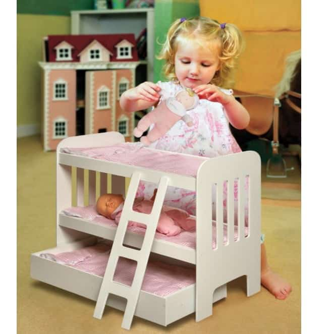 Bitty Baby Bunk Beds