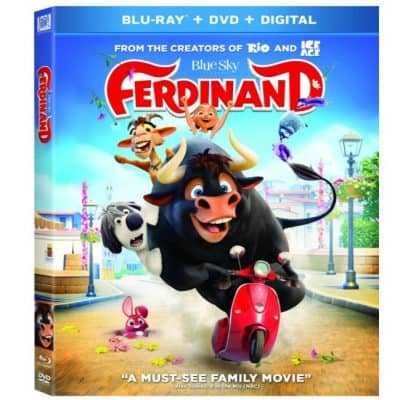 Pre-Order Ferdinand and Save 43% {Releases 3/13!}, Free Shipping Eligible! Or Watch Today with Amazon Video!