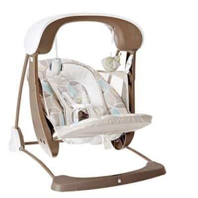 Save 45% on the Fisher-Price Deluxe Take Along Swing and Seat, Free Shipping Eligible!