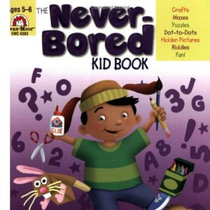 Save 43% on The Never-Bored Kid Books, Free Shipping Eligible!