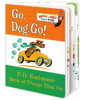 Target Online Deals: Buy 2 Get 1 Free Dr Seuss Board Books! ($7 for 3 Books normally $5 each!)