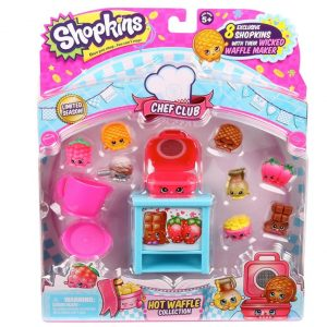 Save 53% on the Shopkins Chef Club Hot Waffle Collection, Free Shipping Eligible!